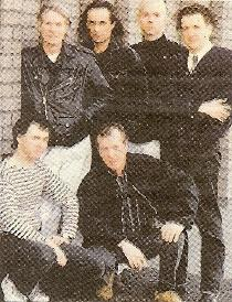 Image of: Newcastle The Animals 1993 Left To Right Steve Hutchinson Hilton Valentine John Steel George Fearon Robert Kane And Joss Elliott Bbccom Animals Iii
